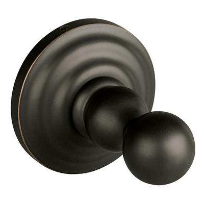 Calisto by Design House Oil Rubbed Bronze Robe Hook