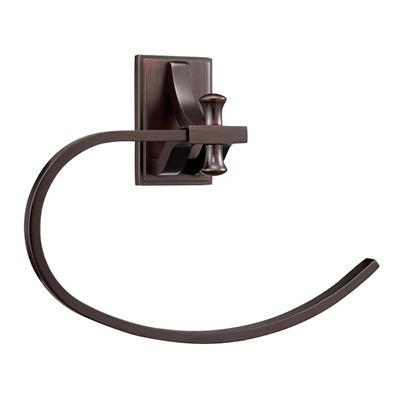 Ironwood by Design House Brushed Bronze Towel Ring