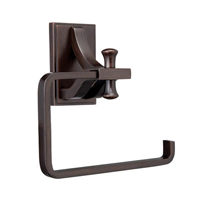 Ironwood by Design House Brushed Bronze Toilet Paper Holder