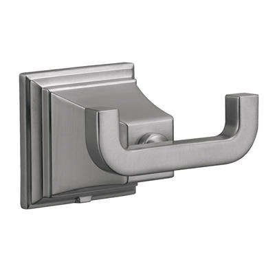 Torino by Design House Satin Nickel Robe Hook