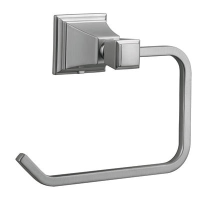 Torino by Design House Satin Nickel Towel Ring
