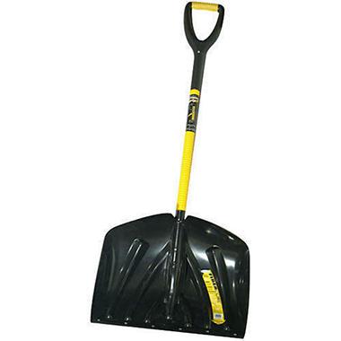 Suncast® The Power Grip Shovel/Pusher