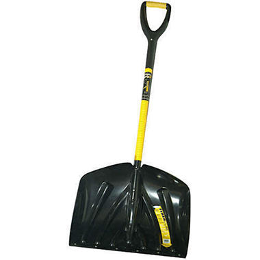 Suncast® The Power Grip Shovel/Pusher