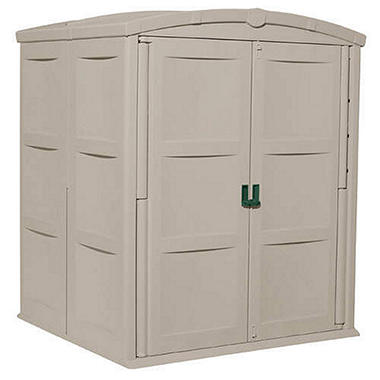 Suncast Storage Shed - 138 cu. ft.