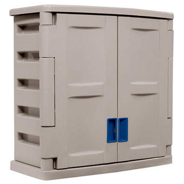 Suncast® Storage Trends 2-Door Utility Cabinet