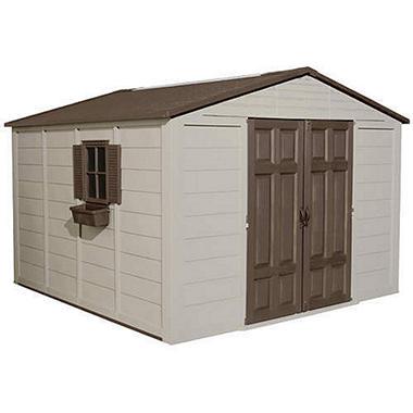 10' x 10' Suncast® Storage Building