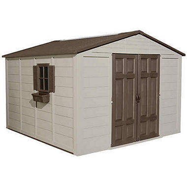 10' x 10' Suncast® Storage Building
