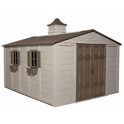 Plastic Storage Sheds & Resin Storage Sheds - Sam's Club