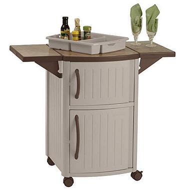 Suncast® Serving Station Patio Cabinet