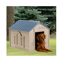 Deluxe Large Dog House