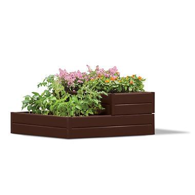 Suncast Tiered Raised Garden Kit