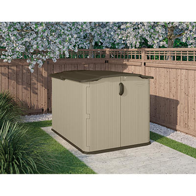 Suncast GLIDETOP™ Shed
