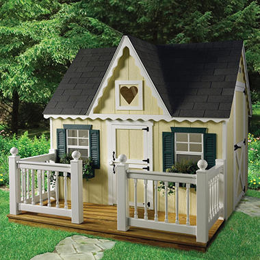 Suncast Victorian Playhouse
