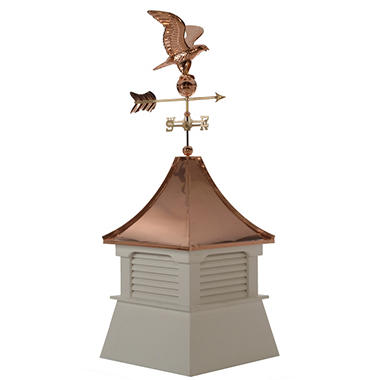 Suncast cupola with weathervane sam39s club for Cupola with weathervane