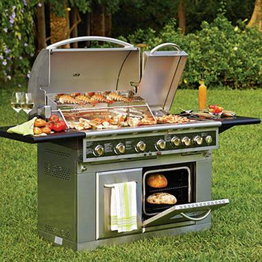 Image Gallery Outdoor Gas Grills