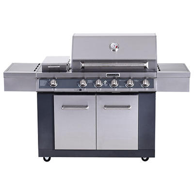 "32"" KitchenAid Outdoor Gas Grill #1 Rated"