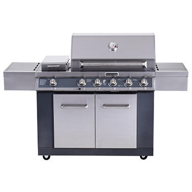 "32"" KitchenAid Outdoor Gas Grill"