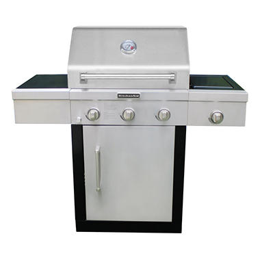 "25"" KitchenAid Outdoor Gas Grill"