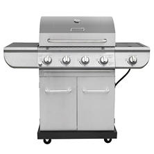 "Megamaster 27"" Outdoor 5-Burner Gas Grill"