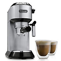 DeLonghi Dedica Espresso and Cappuccino Machine