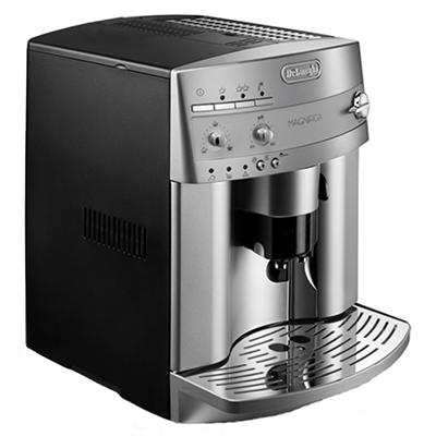 De'Longhi ESAM3300 Bean to Cup Fully Automatic Espresso Machine with Manual Cappuccino System