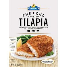 Gorton's Pretzel Crusted Tilapia (32.1 oz.)
