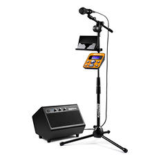 Singtrix Party Bundle with Bonus Microphone, The Most Advanced Karaoke System!