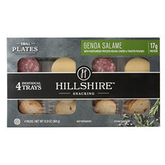 Hillshire Genoa and Gouda Small Plates (4 packs)