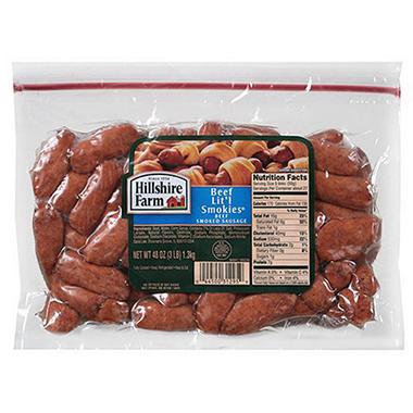 Hillshire Farm Beef Lit'l Smokies® - 48 oz.