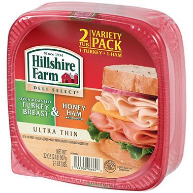 Hillshire Farm Deli Select® Variety Pack - 32 oz. - Sam's Club