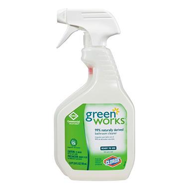 Clorox Green Works Bathroom Cleaner - 24 oz.