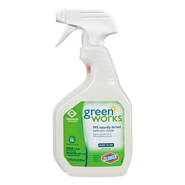 Clorox Green Works Bathroom Cleaner - 24 oz.
