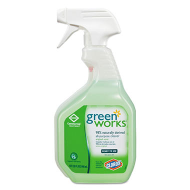 Green Works All-Purpose Cleaner - 32 oz.