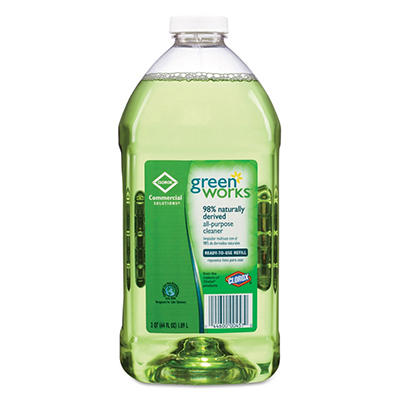 Green Works All-Purpose Cleaner - 64 oz.