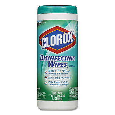 Clorox Disinfecting Wipes - Fresh Scent - 12 pk. - 35 ct. each