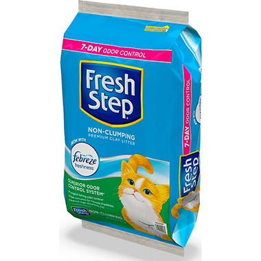 Fresh Step® Scoopable Cat Litter - 40 lbs.