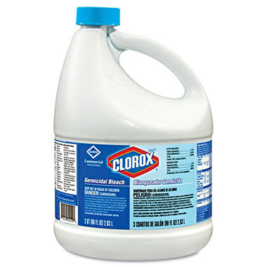 Ultra Clorox Germicidal Bleach - 96 oz. - 1 ct.