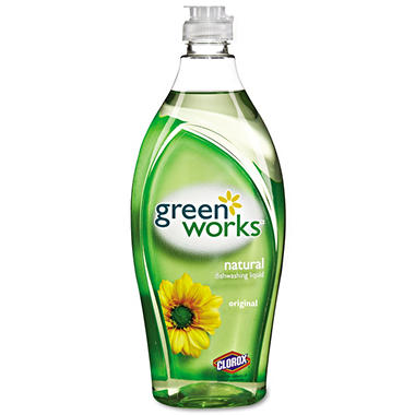 Clorox� Green Works� Natural Dishwashing Liquid