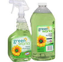 Green Works All Purpose Cleaner 32 oz. + 64 oz. Refill
