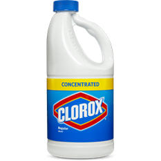 Clorox Bleach Liquid, Regular (30 oz. jug)