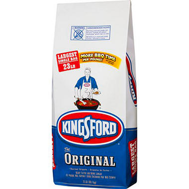 Kingsford® Charcoal Briquets (23 lb. Bag)