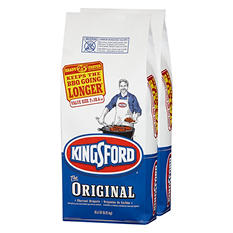 Kingsford Original Charcoal Briquets (18 lb. bags, 2 ct.)
