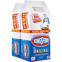 Kingsford Original Charcoal Briquets (19.5 lb bags, 2ct)