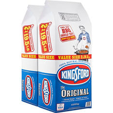 Kingsford Original Charcoal Briquets (19.5 lb bags, 2ct)