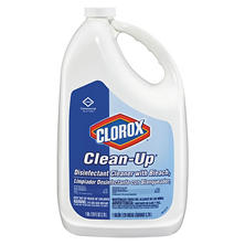 Clorox Clean-Up Disinfectant Cleaner with Bleach, Refill (4 pk., 128 oz. Refill Bottles)