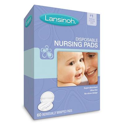 Lansinoh Disposable Nursing Pads - 60 ct.