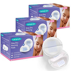 Lansinoh Disposable Nursing Pads - 100 ct.