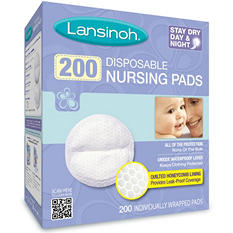 Lansinoh Disposable Nursing Pads (200 ct.)