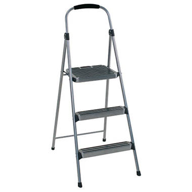 Cosco Premium Folding 3 Step Stool Sam S Club