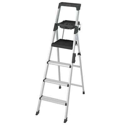 Cosco 6' Signature Series Aluminum Step Ladder